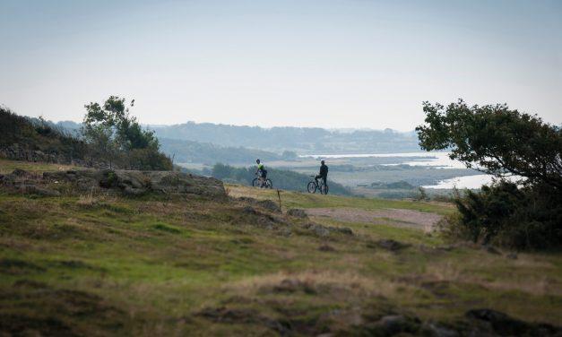 Cykelutflykt på Bjärehalvön