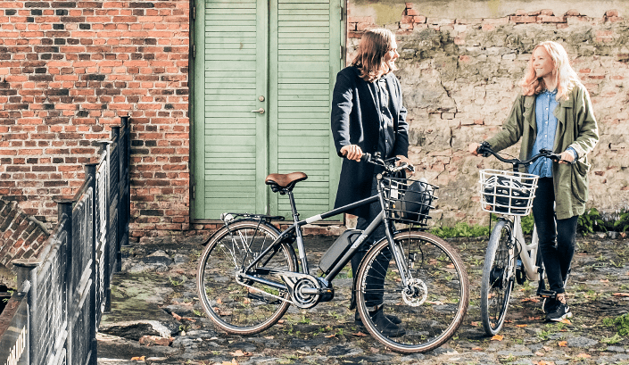 Öppnar Elcykelfabrik i Gdansk
