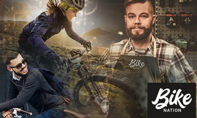 Bike Nation – Sveriges nya cykelkedja