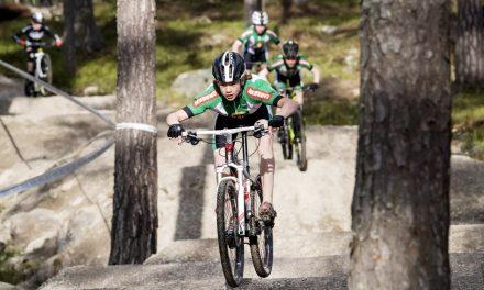 Lugnets cykelområde blir SSAB Mountainbike Arena