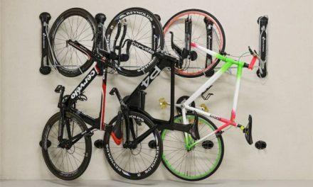 Steadyrack – innovativa cykelhållare för bättre förvaring